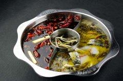 重庆酸菜鱼火锅的做法
