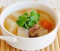【牛肉白萝卜汤】牛肉白萝卜汤的做法_牛肉白萝卜汤的功效