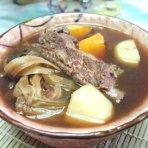 菜干马蹄排骨汤