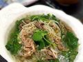 金针菇肥牛汤的做法