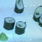素食寿司的做法