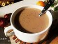 营养早餐之红枣花生米糊的做法