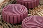 紫薯五仁月饼