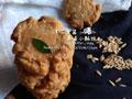 花生酱燕麦小酥饼的做法