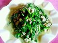 韭菜炒蛤蜊肉的做法