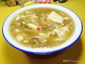 榨菜丝五花肉豆腐羹的做法