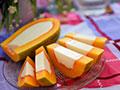 简单的休闲甜点—木瓜牛奶冻的做法