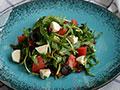 马苏里拉蔬菜沙拉的做法