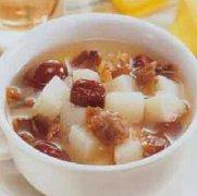 红枣山药汤的做法视频