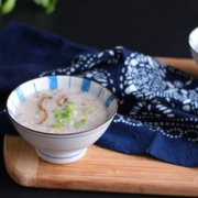 香菇鸡肉粥的做法