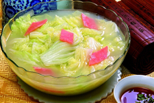 水白菜的做法