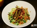 葱油拌蔬菜面的做法