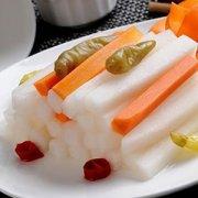 【白萝卜的做法大全】泡白萝卜的营养价值_泡白萝卜的注意事项