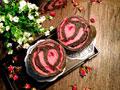 #长帝e•Bake互联网烤箱#之玫瑰竹炭吐司的做法