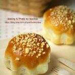 紫薯芝士面包的做法