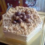 栗子慕斯蛋糕的做法