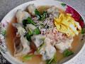 韭菜海鲜馄饨的做法