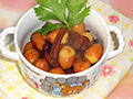 墨鱼干鹌鹑蛋红烧肉的做法