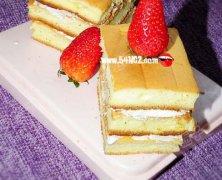草莓蛋糕的做法视频_草莓蛋糕怎么做?