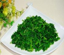 【胡萝卜苗的营养】胡萝卜苗怎么做菜吃_萝卜苗怎么做面食吃