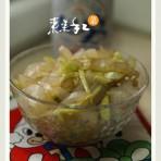 凉皮拌黄瓜