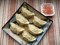 猪肉扁豆烫面蒸饺的做法