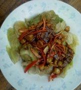 干贝生菜的做法视频