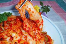 朝鲜辣白菜的腌制做法