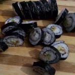 肉松紫菜卷