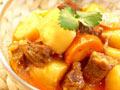 土豆胡萝卜烧牛腩的做法