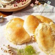 豆沙糯米面包的做法