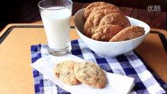 美国巧克力豆曲奇(Chocolate Chip Cookies)的做法视频