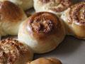 椰蓉面包卷(烤箱烤面包卷的方法)的做法