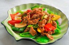 炒牛肉怎么做嫩,炒牛肉的做法大全