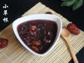 红豆红枣枸杞黑米粥的做法