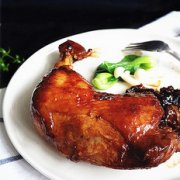 陈皮豉油鸡腿(电饭锅版)的做法