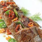 红烧带鱼的做法