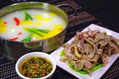 羊肉汤锅的做法 羊肉汤锅怎么做好吃?