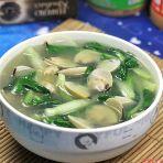 白菜蛤蜊汤的做法