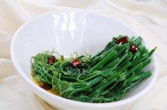 龙须菜的做法 龙须菜怎么做?