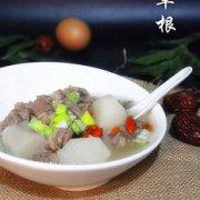 羊肉山药枸杞汤的做法
