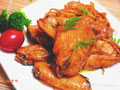 姜丝蜜汁鸡翅的做法