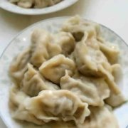 芹菜猪肉水饺的做法