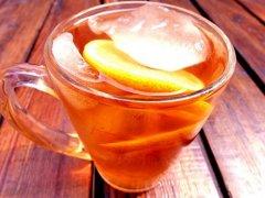 柠檬红茶有什么功效