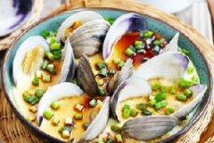 蛤蛎蒸蛋的家常做法