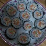 五色寿司的做法