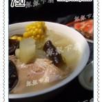玉米冬瓜木耳龙骨汤