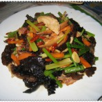 蚝油小炒肉