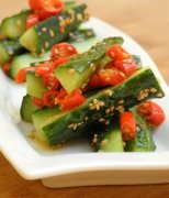 【腌黄瓜条的做法】腌黄瓜条怎么做好吃_腌黄瓜条的功效