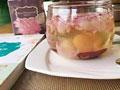 玫瑰花养生茶的做法
